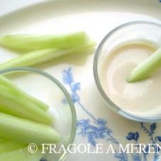 Crema alla senape e cetrioli