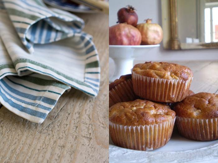 Muffins speziati alle mele, by FRAGOLE A MERENDA