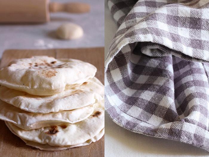 Chapati: il pane indiano senza lievito