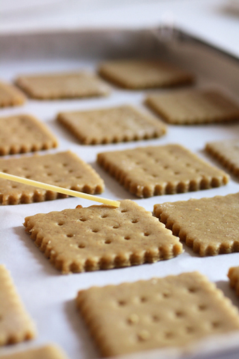 Graham crackers: i biscotti che servono a fare la cheesecake