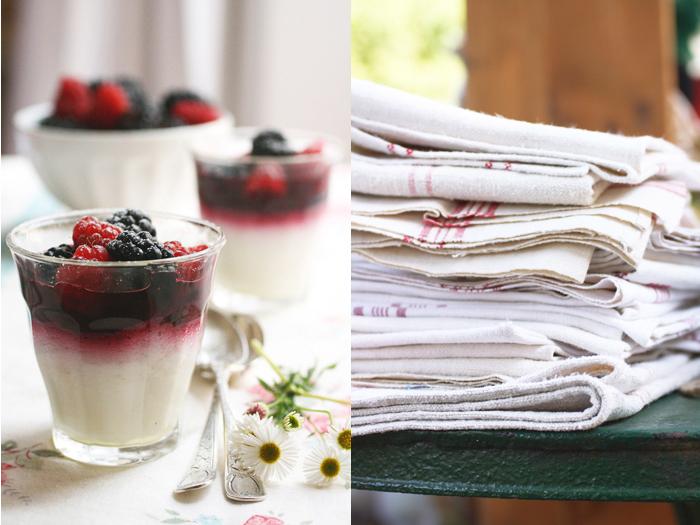 Finta panna cotta allo yogurt: un dessert senza sensi di colpa...