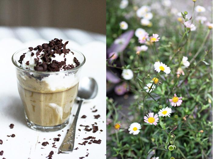Parfait al caffe': una ricetta di semifreddo