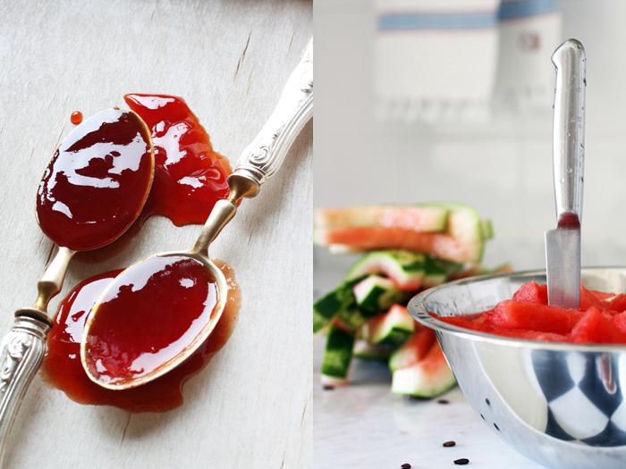 Gelatina d'anguria