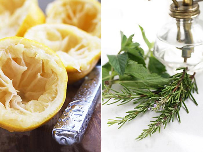 Limonata al miele, lavanda e rosmarino