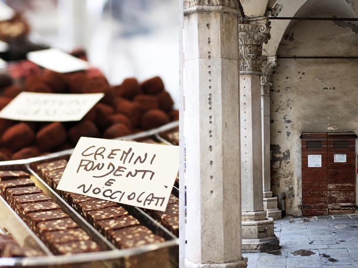 Eurochocolate: Perugia color cioccolato