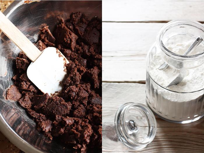 Dories Greenspan chocolate cookies
