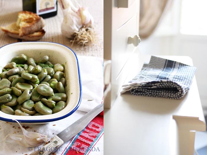 Fave al'aglio