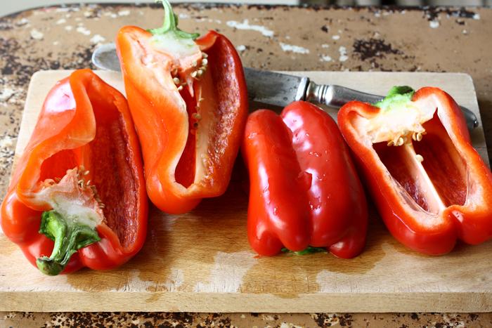 confit di peperoni