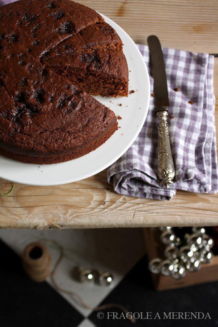 Top Una torta di datteri per il tè di Natale - Fragole a merenda  JO84